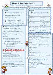 English Worksheet: I am really overwhelmed