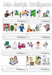 math worksheet : english worksheets multiple intelligences worksheets : Multiple Intelligence Worksheet