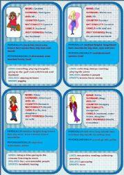 Personal identification - Speaking cards 3 (4)