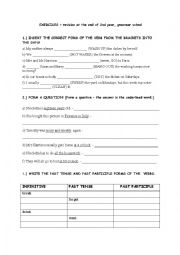 english worksheets reading worksheets page 205. Black Bedroom Furniture Sets. Home Design Ideas