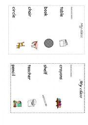 English Worksheet: Match