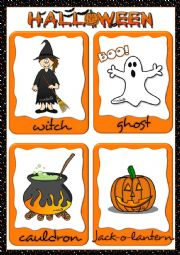 Halloween flashcards (1)