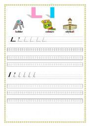 english worksheets the alphabet worksheets page 239. Black Bedroom Furniture Sets. Home Design Ideas