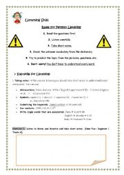 Orientation of Rading and Listening Skills-2