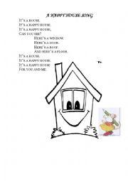A happy house chant