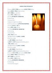 Eternal Flame - Lyric
