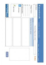 Face Book Bulletin Board