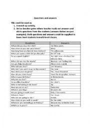 english worksheets questions worksheets page 127. Black Bedroom Furniture Sets. Home Design Ideas