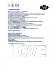 English Worksheet: If - Pink Floyd