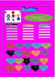 English Worksheet: Teaching vocabulary - Cooking terms