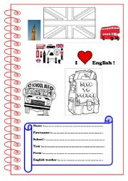 copybook first page