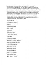 English Worksheet: -ED past pronunciation