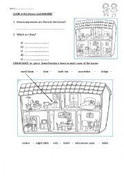 Houses, Furniture & Appliances