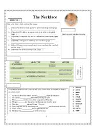 english worksheets word formation worksheets page 41. Black Bedroom Furniture Sets. Home Design Ideas