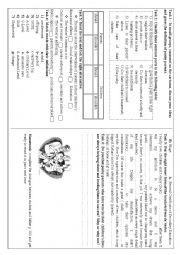 English Worksheet: pushy parents
