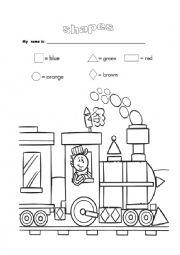 english worksheets the shapes worksheets page 6. Black Bedroom Furniture Sets. Home Design Ideas