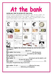 English Worksheet: module 4 lesson 4 getting ready for the trip