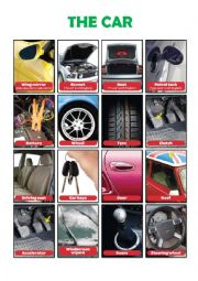 The Car Pic Dictionary