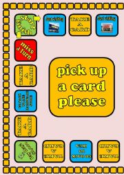 Money Pit Board Game 1/3
