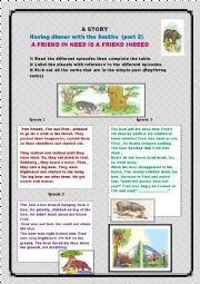 friends in need are friends indeed essay
