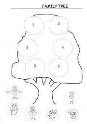 math worksheet : english worksheets family tree for kindergarten : Family Worksheets For Kindergarten