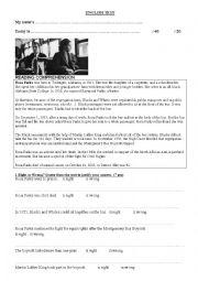 Fully editable test on Rosa Parks