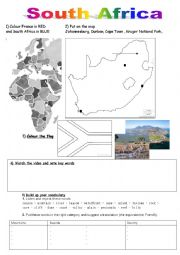 Grade 3 english worksheets south africa