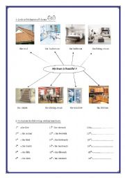 house´s rooms and ordinals