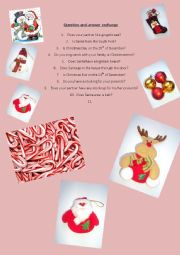 CHRISTMAS´ QUESTIONS AND ANSWERS EXCHANGE 2/2