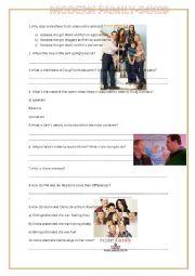 English Worksheet: Modern Family s4x09 episode