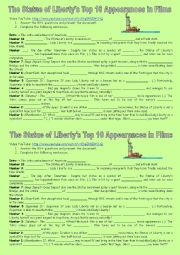 The Statue of Liberty´s Top 10 Appearances