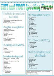 useful sentences for toefl essay writing