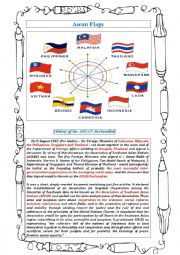 English Worksheet: ASEAN and it�s History