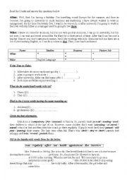 9th Form Worksheet 44