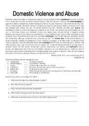 Worksheets Domestic Violence Worksheets domestic violence worksheets 17 free esl safety planning for domestic