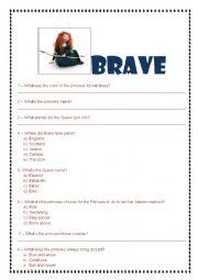 BRAVE - THE MOVIE