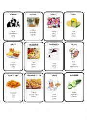 English Worksheet: Food Taboo 2/2