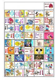 Rewards Stickers kids LOVE- #2