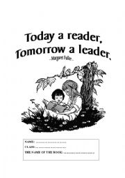 English Worksheet: book report holiday homework