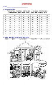 English Worksheet: Winter holidays worksheet