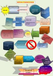 Modal verbs game