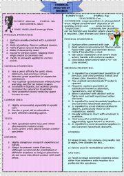 English Worksheet: Men & Women, the full set
