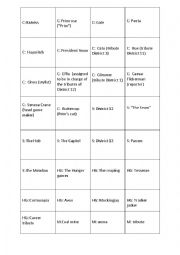Worksheet Hunger Games Worksheets english worksheets the hunger games page 3 the