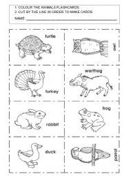 english worksheets the animals worksheets page 324. Black Bedroom Furniture Sets. Home Design Ideas