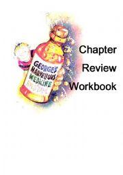 English Worksheet: Georges Marvelous Medicine Review