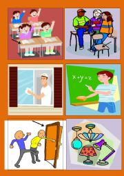 COMMON OBJECTS FLASHCARDS