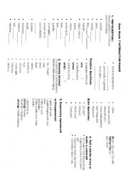 English Worksheet: Interactive phase Gese Grade 7