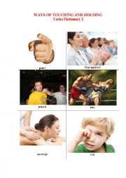 Ways of Touchig and Holding 2