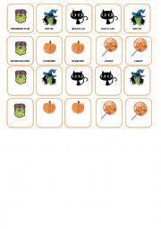 Memory cards game