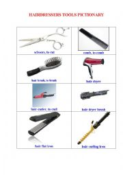 Hairdresser´s Tools